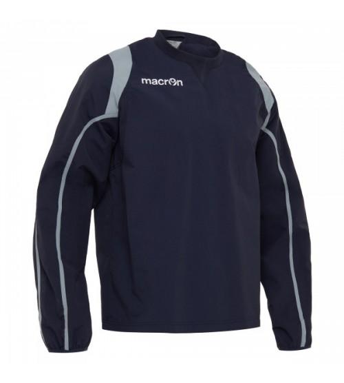 Bluza impermeabila antrenament rugby Emerald macron