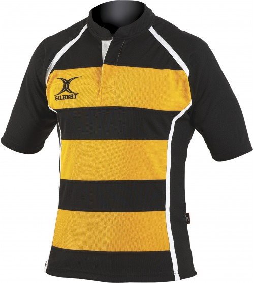 Tricou de joc rugby Xact dungi Gilbert